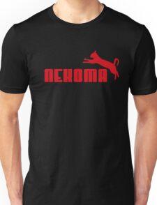 Nekoma - Red  Unisex T-Shirt