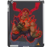 Evil Ryu iPad Case/Skin