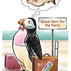 Puffin Daydream by EnPassant