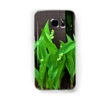 Lily of the Valley......... Samsung Galaxy Case/Skin
