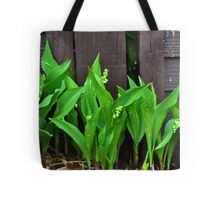 Lily of the Valley......... Tote Bag