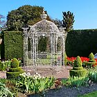 Garden Gazebo at Arley Hall Cheshire by AnnDixon