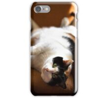 oh hi there iPhone Case/Skin
