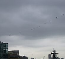 Fleet Air Arm - 100 Years of service Commemoration flypast by MisterD