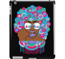 Afro in LA  iPad Case/Skin