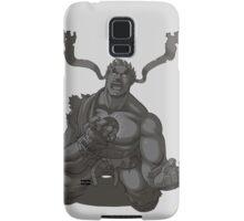 Evil Ryu Greyscale Samsung Galaxy Case/Skin