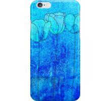 Blue Flowers II iPhone Case/Skin