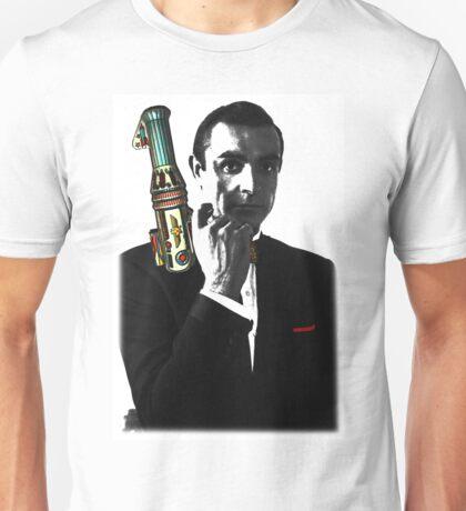 Bond tin toy gun Unisex T-Shirt