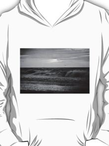 Find Light In The Beautiful Sea (mono) T-Shirt