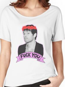 F*** you Misha Collins - 02 Women's Relaxed Fit T-Shirt