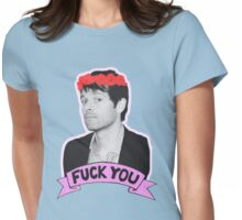 F*** you Misha Collins - 02 Womens Fitted T-Shirt