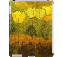 Yellow Flowers II iPad Case/Skin