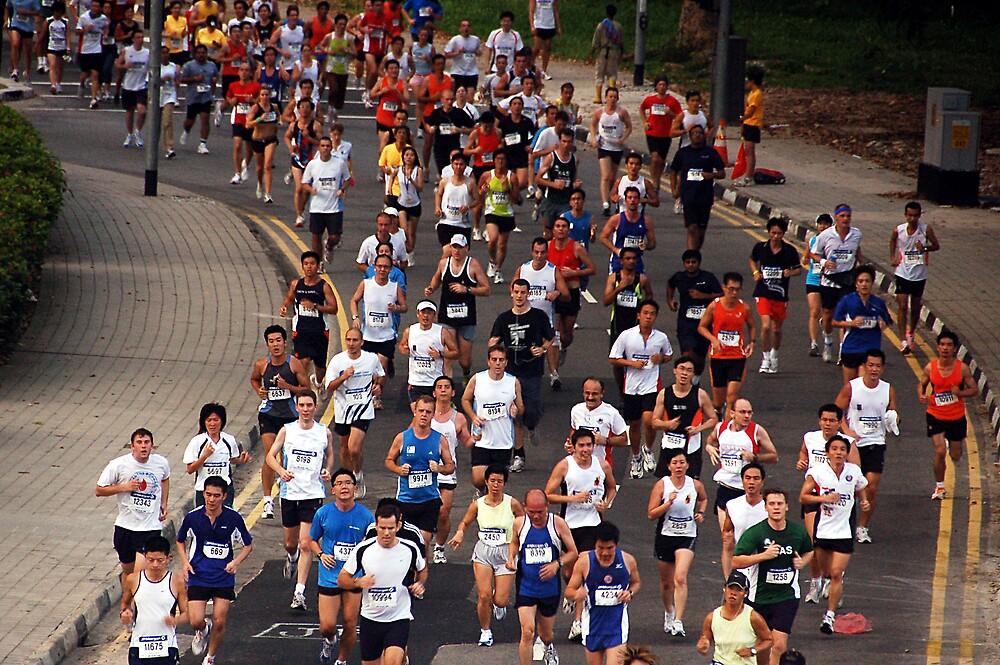 Marathon by toffeespin