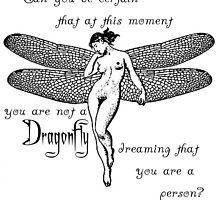 Dragonfly Dreaming by MightyStarGazer