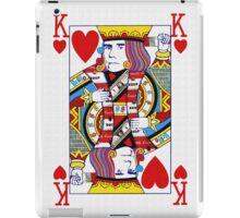 King Warhol iPad Case/Skin