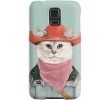Rodeo Cat Samsung Galaxy Case/Skin