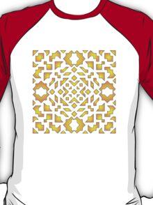 Geometric scribble T-Shirt
