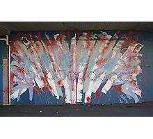 Not Your Average Street Art Photographic Print