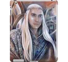 Smile of the King iPad Case/Skin