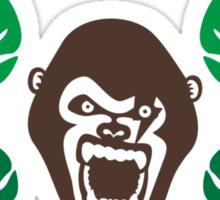 Banana Jungle Sticker