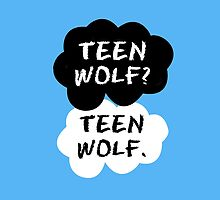 Teen Wolf - TFIOS  by Susanna Olmi