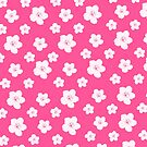 Cherry Blossom Pattern by pda1986