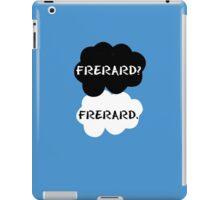 Frerard - TFIOS iPad Case/Skin