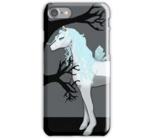 Creepy Crystal Horse iPhone Case/Skin
