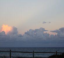 Evening Sky @ Skennars Head! by caz60B
