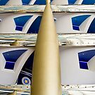 Burj Al Arab - interior 2 by David Clarke