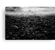 Cold Rush Canvas Print