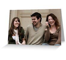 Family Ties Greeting Card