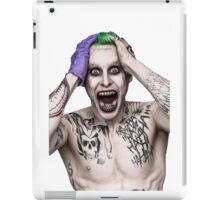 Joker by Jared Leto iPad Case/Skin