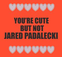 Cute but not Jared Padalecki - liferuiner 03 by Susanna Olmi