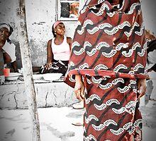 African Chador by Ben Good