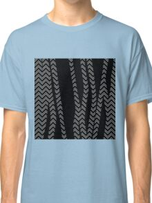 Chevron and Zebra Classic T-Shirt