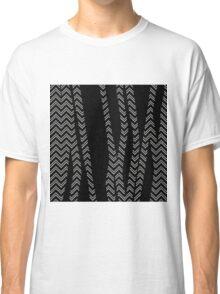Chevron and Zebra Classic T-Shirt