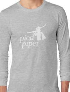 Pied Piper - Silicon Valley Long Sleeve T-Shirt