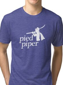 Pied Piper - Silicon Valley Tri-blend T-Shirt