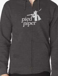 Pied Piper - Silicon Valley Zipped Hoodie