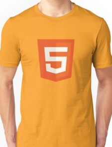 Silicon Valley - HTML5 Logo Unisex T-Shirt