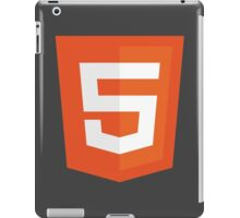 Silicon Valley - HTML5 Logo iPad Case/Skin