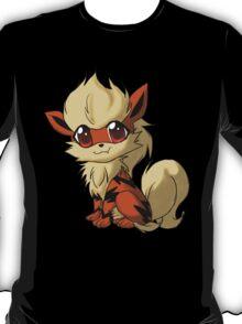 Arcanine Pokemon Design T-Shirt