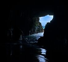 Remarkable Cave by Karine Radcliffe