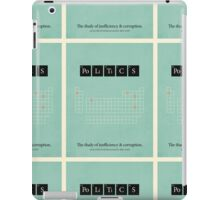 Politics iPad Case/Skin