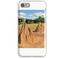 Termite Mounds iPhone Case/Skin
