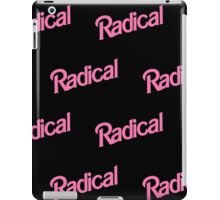 Radical Pattern iPad Case/Skin