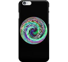 Versace swirl dye iPhone Case/Skin