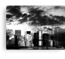 These Times They Are A Changin' Canvas Print