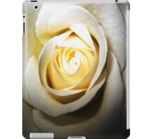 """Thou art more beautiful than a rose in bloom"" iPad Case/Skin"